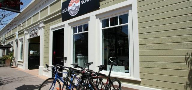 Bicycle Brüstop