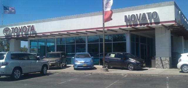 Novato Toyota