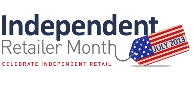 July is Independent Retailer Month!