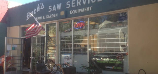 Buck's Saw Service and Lawn Equipment