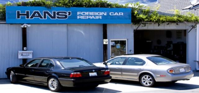 Hans' Foreign Car Repair