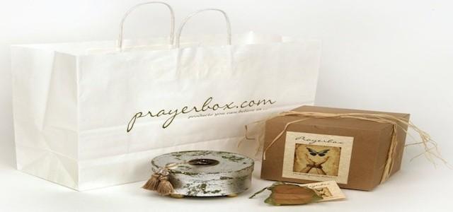 Prayerbox by Sharon Steed