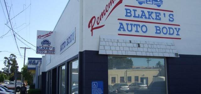 Blake's Auto Body