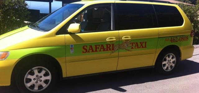 Safari Taxi