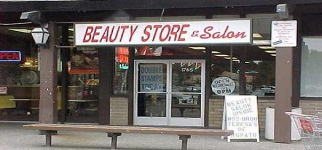 Beauty Store & Salon