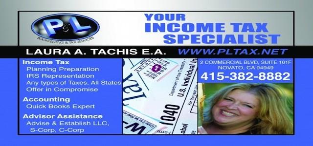 P&L Bookkeeping & Tax Specialist