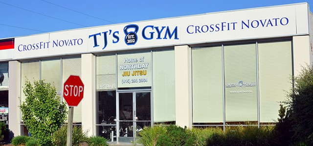 CrossFit Novato – TJ's Gym