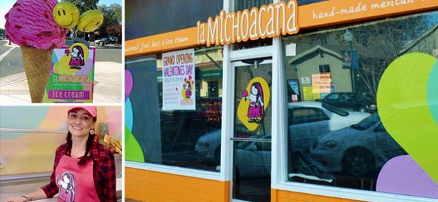 La Michoacana Ice Cream: Just In Time for Valentine's Day!