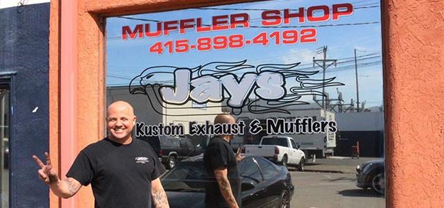 Jay's Kustom Exhaust & Mufflers