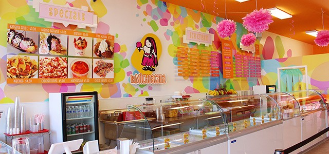 Pick of the Week: La Michoacana Ice Cream