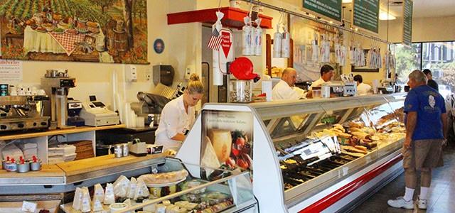 Pick of the Week: Tagliaferri's Italian Delicatessen and Cafe