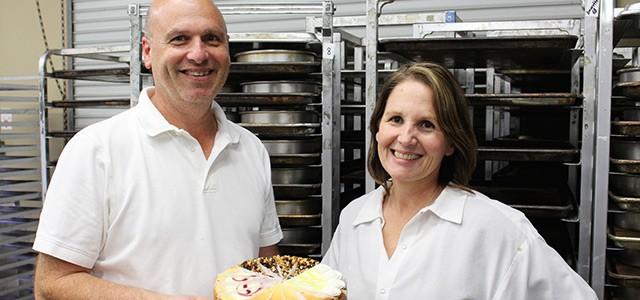 Pick of the Week: John & Jill's Cheesecake