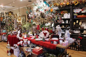 Morris and Company - Christmas Interior