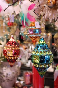 Morris and Company - Christmas Ornaments