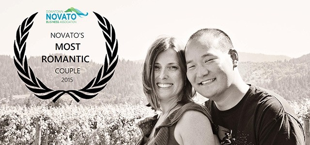 Novato's Most Romantic Couple Winners Announced
