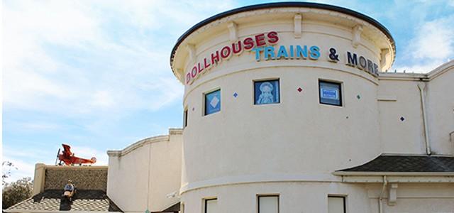 Dollhouses, Trains & More