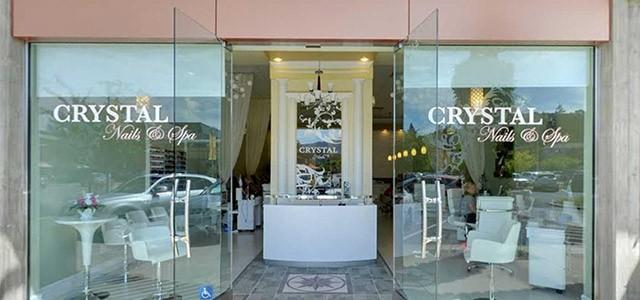 Crystal Nails and Spa
