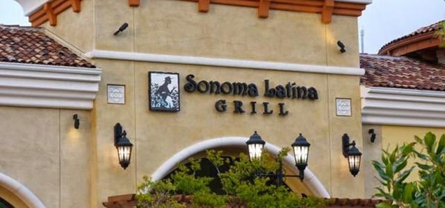 Sonoma Latina Grill