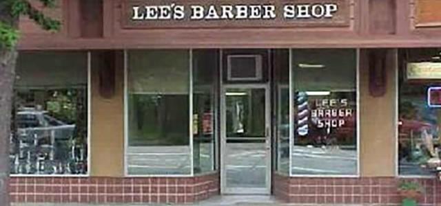 Lee's Barber Shop
