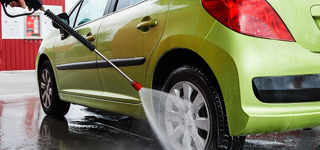 Novato Coin Self Service Car Wash