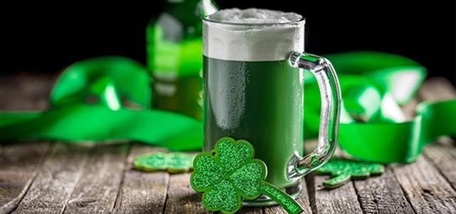 Go Green for Saint Patrick's Day 2016 in Novato