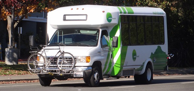 MV Public Transportation – Novato Dial-a-Ride