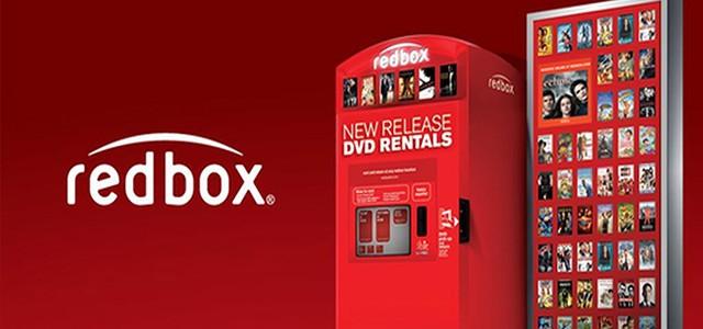 Redbox – CVS on Grant Avenue