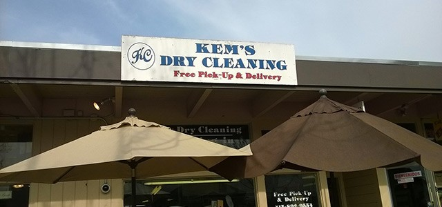 Kem's Dry Cleaning Services