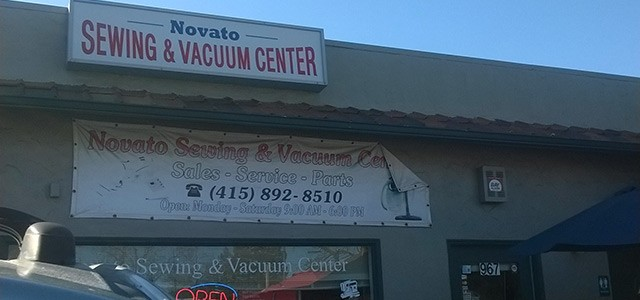 Novato Sewing & Vacuum Center