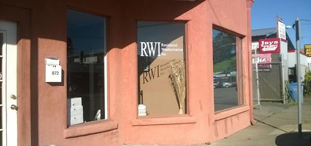 Residential Weatherization, Inc.