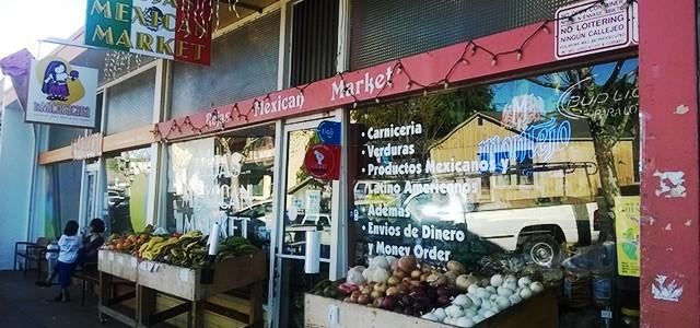 Rojas Market