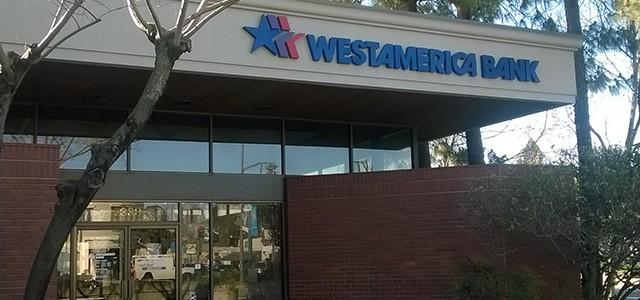 Westamerica Bank – Redwood Blvd.