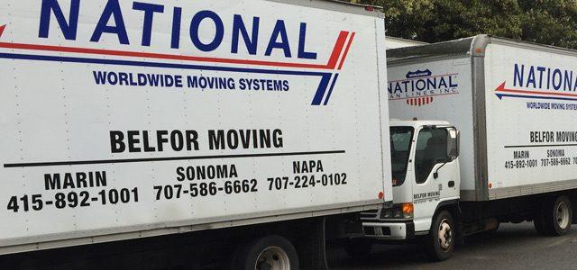Belfor Moving