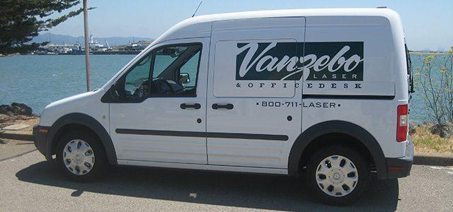 Vanzebo Laser & OfficeDesk