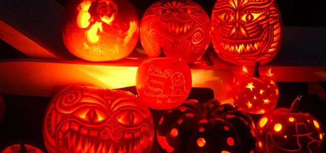 A Screaming Halloween in Novato