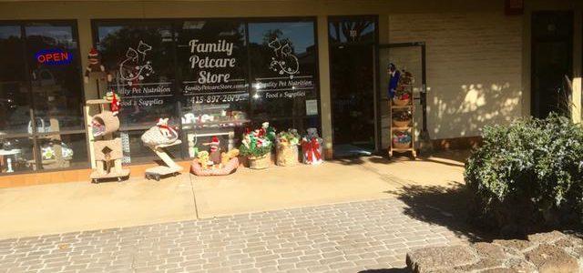 Family Petcare Store