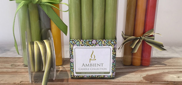 Ambient Candle Collection