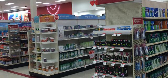 cvs pharmacy in target shop local novato