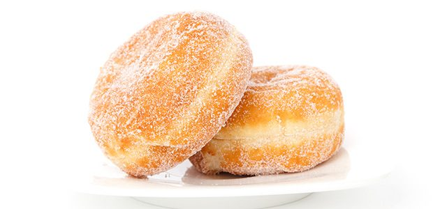 Golden Cream Donuts 2