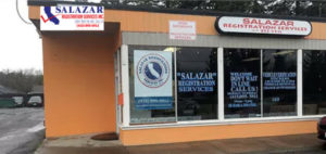 Salazar Registration