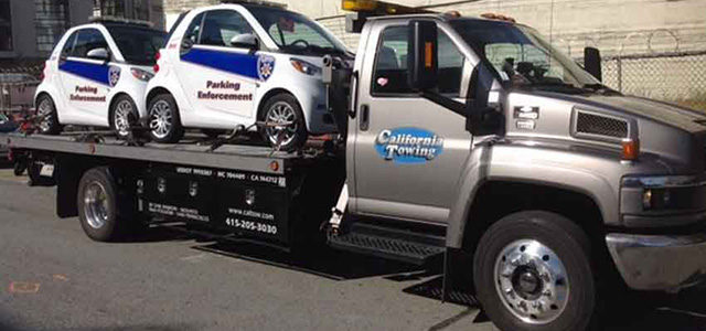 California Towing Service