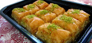 Bosphorus Baklava