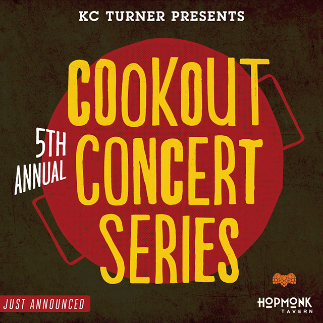 Cookout Concert at Hopmonk in Novato