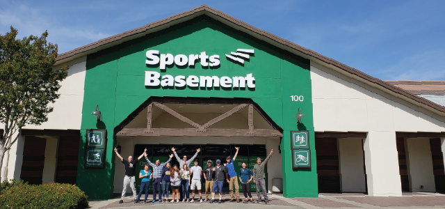 Sports Basement Opens New Store at Vintage Oaks