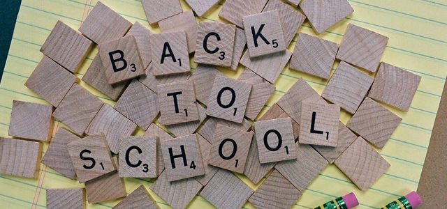 Bounce Back to School with Novato's Help