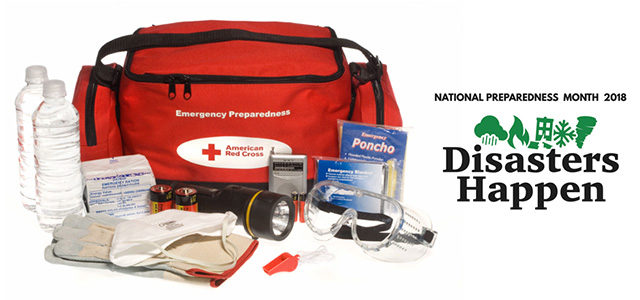 Get Emergency Ready this National Preparedness Month