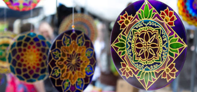 Local Art Blossoms at the Spring Craft Market