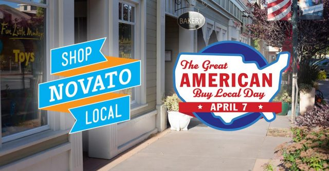 Mark Your Calendars for The Great American Buy Local Day on April 7th