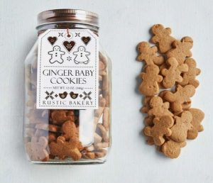 Ginger Baby Cookie Jar