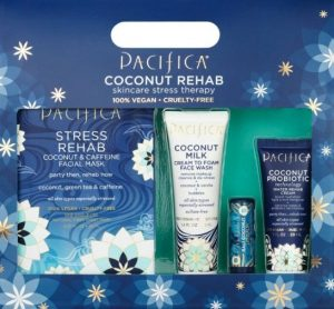 Pacifica coconut gift set